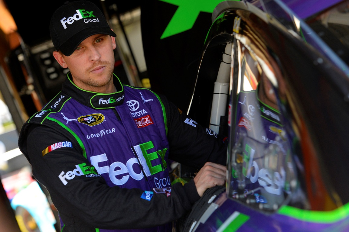 Denny Hamlin (Getty Images)