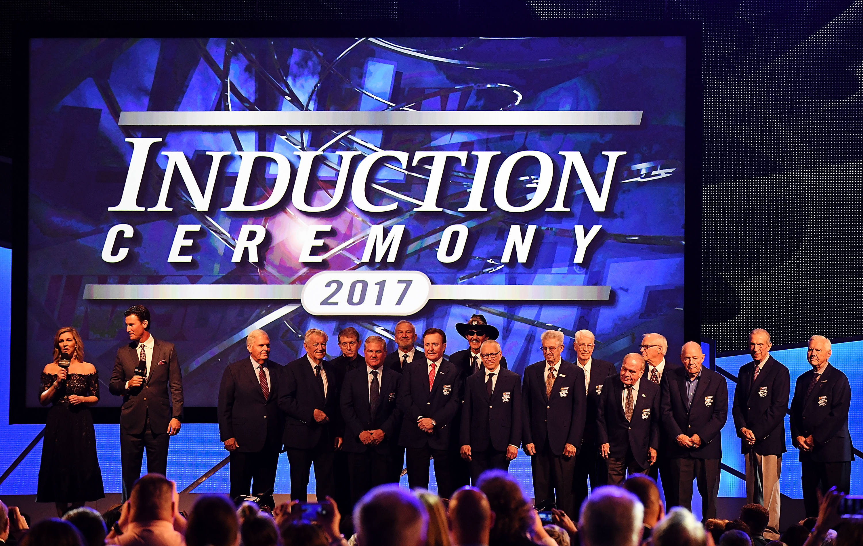 NASCAR Hall of Fame Class of 2017 Induction Ceremony