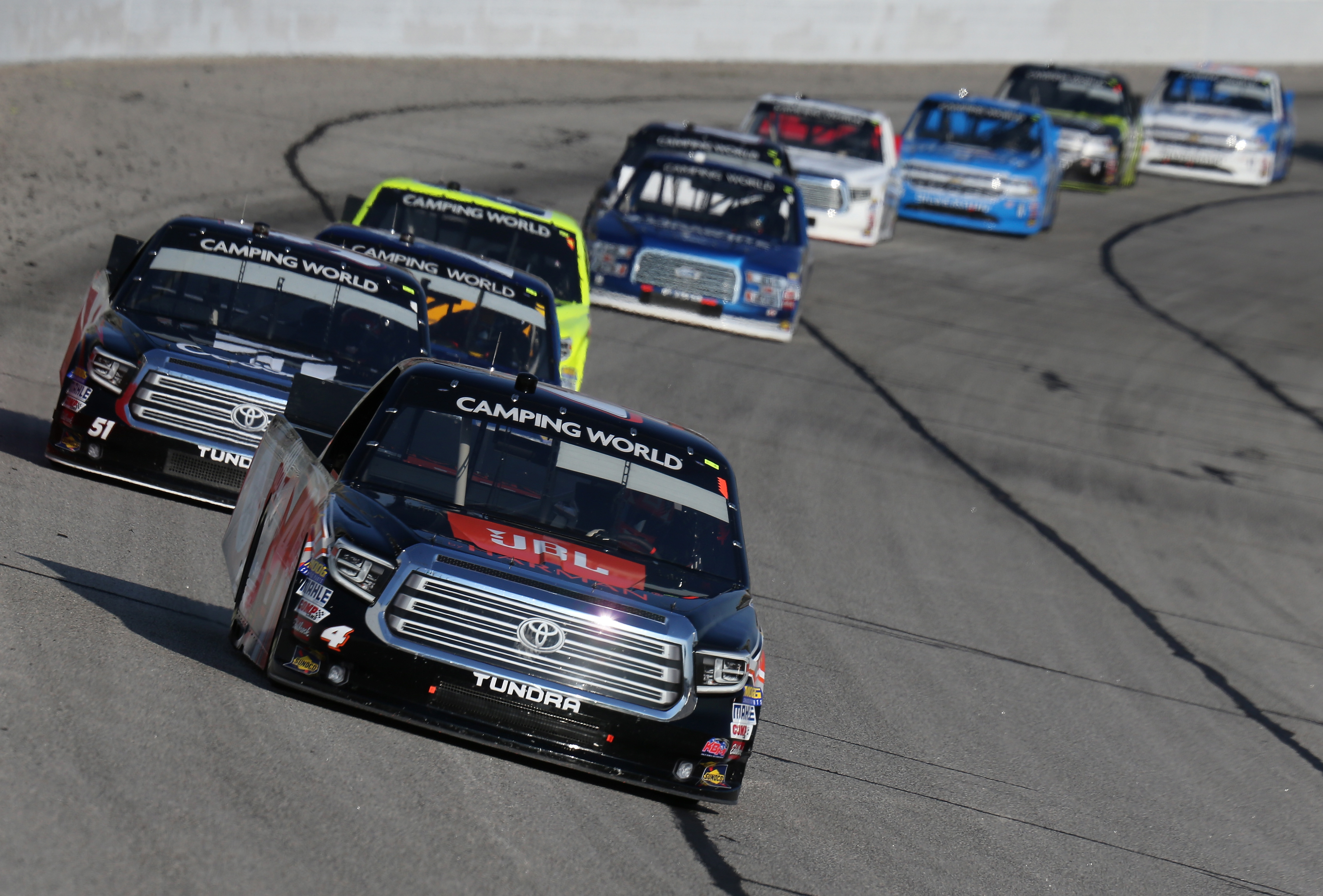 NASCAR Camping World Truck Series Active Pest Control 200