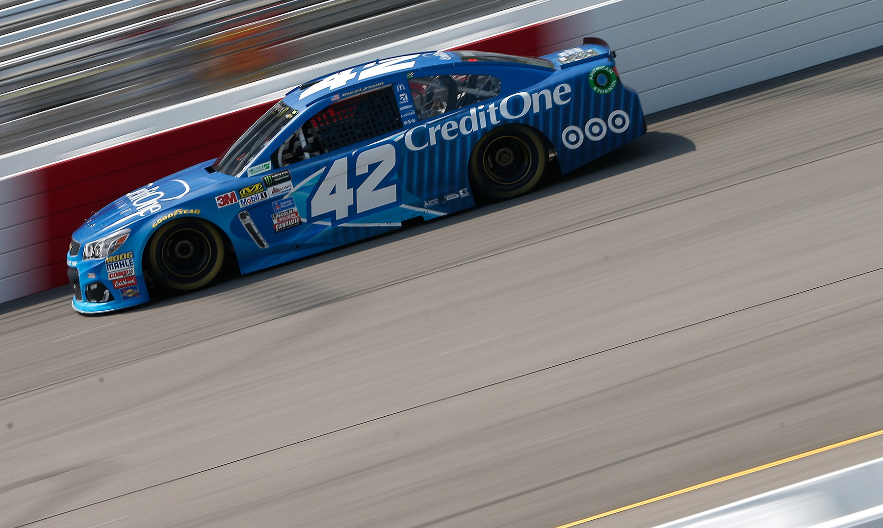 Monster Energy NASCAR Cup Series Toyota Owners 400 – Practice