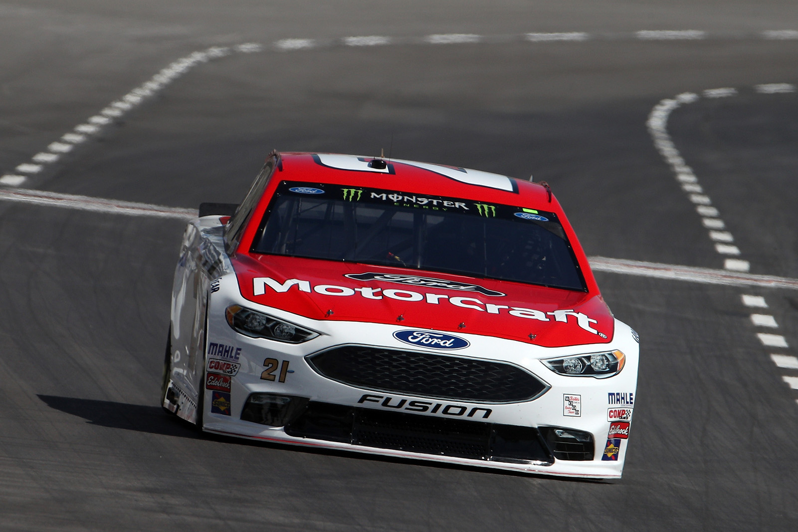 Monster Energy NASCAR Cup Series O'Reilly Auto Parts 500 – Practice