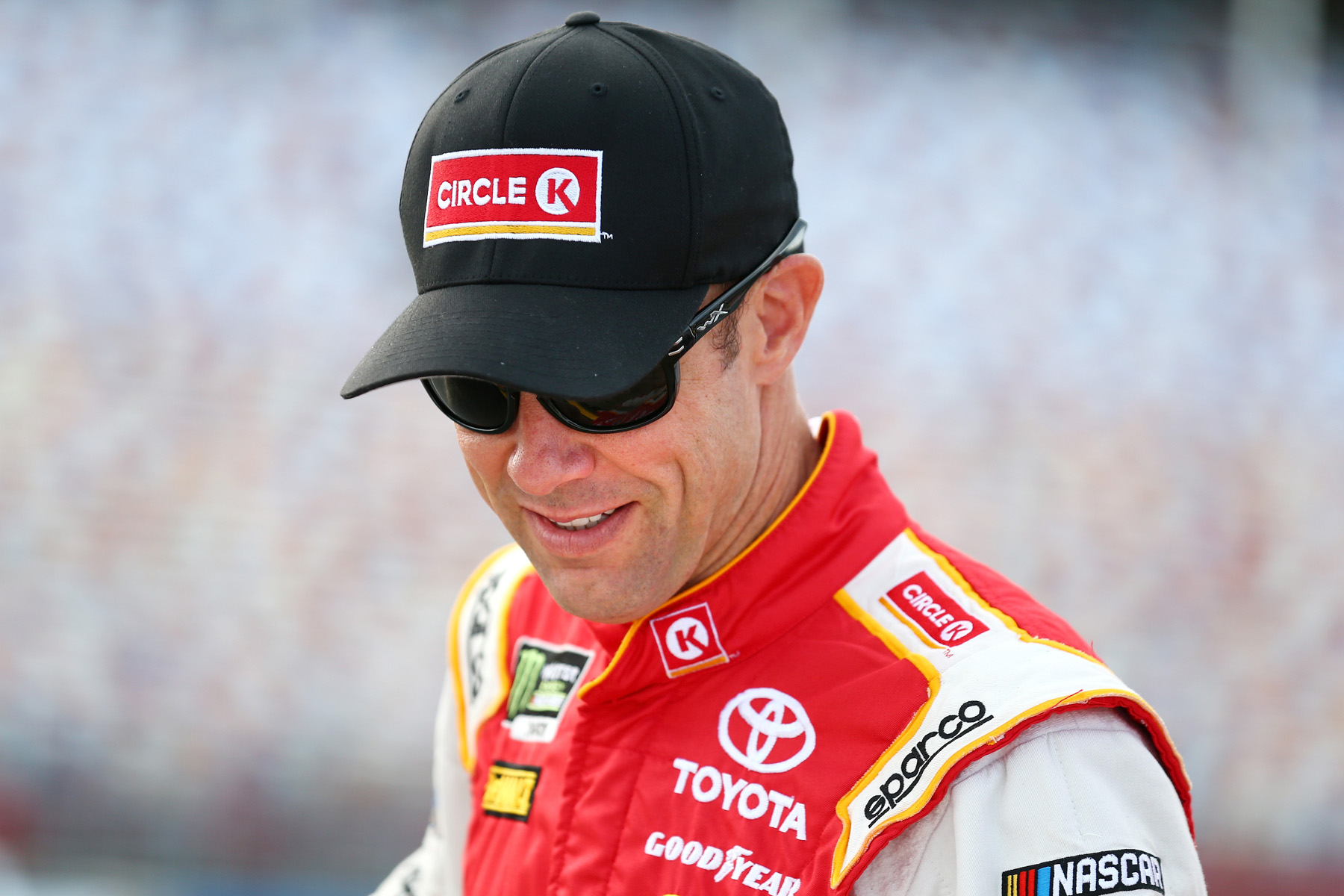 Charlotte Motor Speedway Monster Energy NASCAR Cup Series Coca-Cola 600 – qualifying
