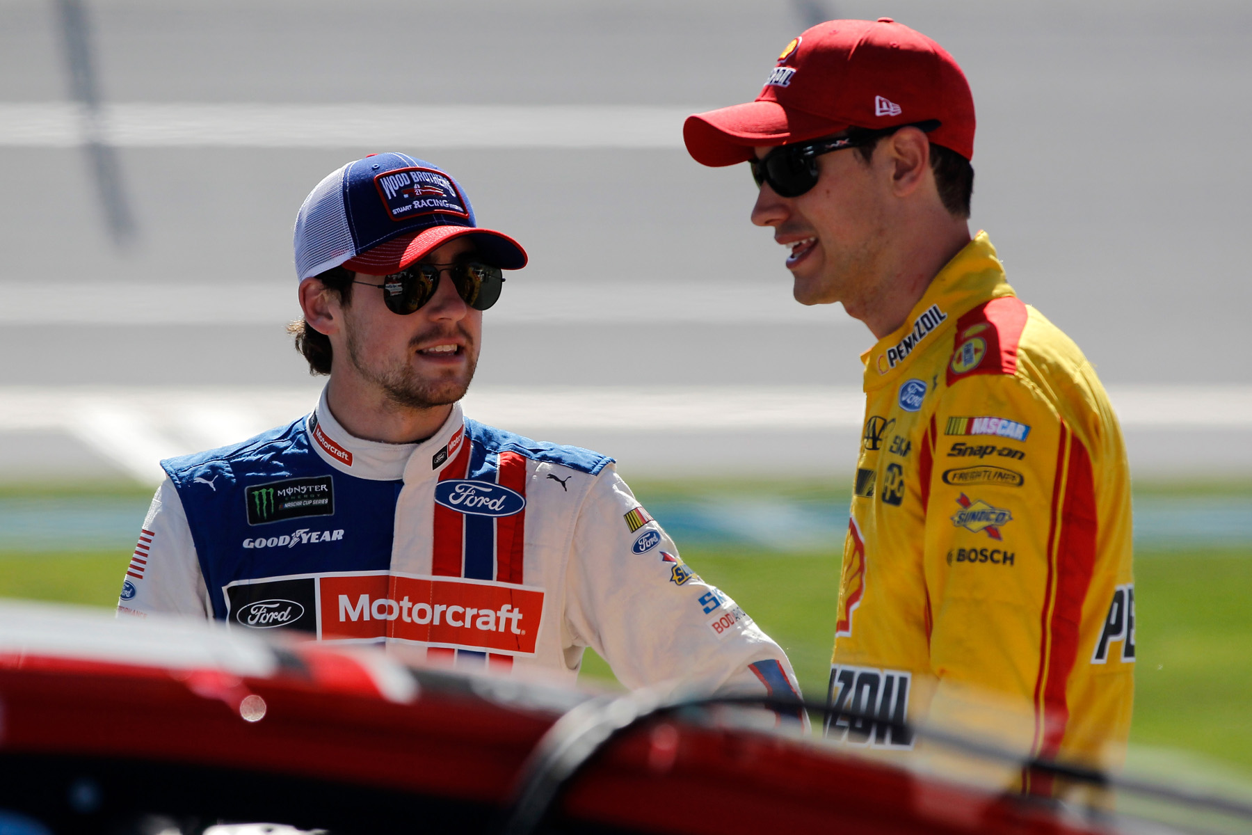 Monster Energy NASCAR Cup Series GEICO 500 –  Qualifying