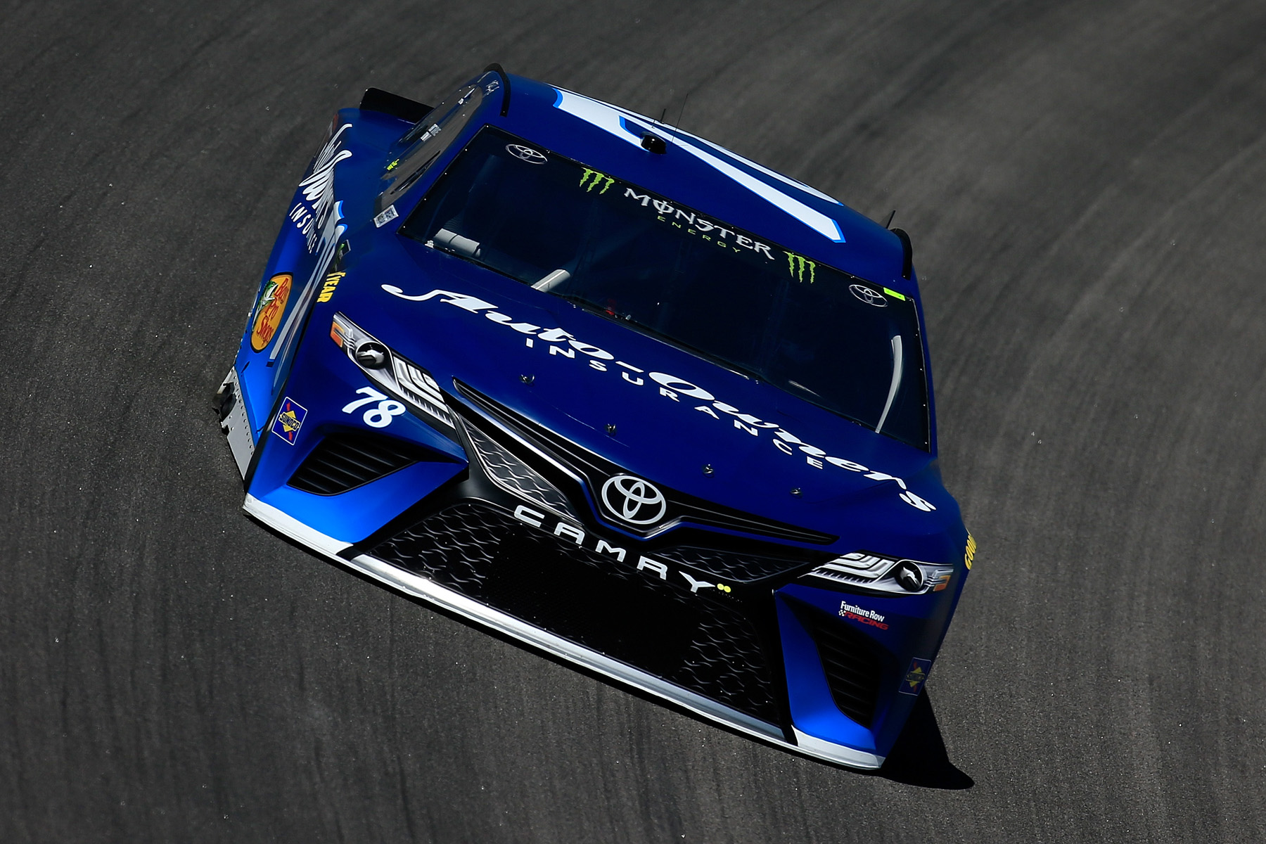 Monster Energy NASCAR Cup Series Go Bowling 400 – Practice