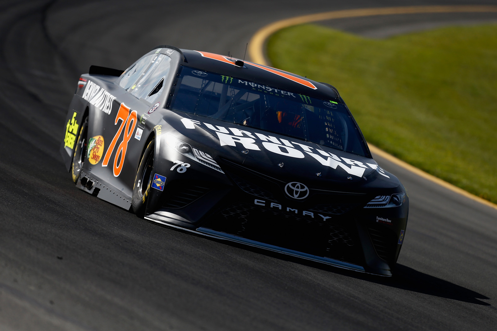 Monster Energy NASCAR Cup Series Axalta presents the Pocono 400 – Qualifying