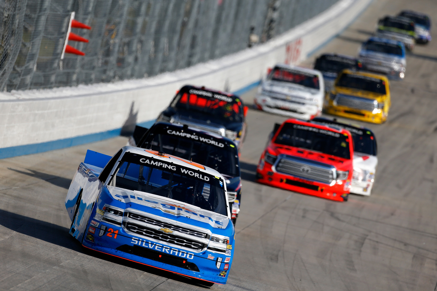 NASCAR Camping World Truck Series Bar Harbor 200 presented by Sea Watch International