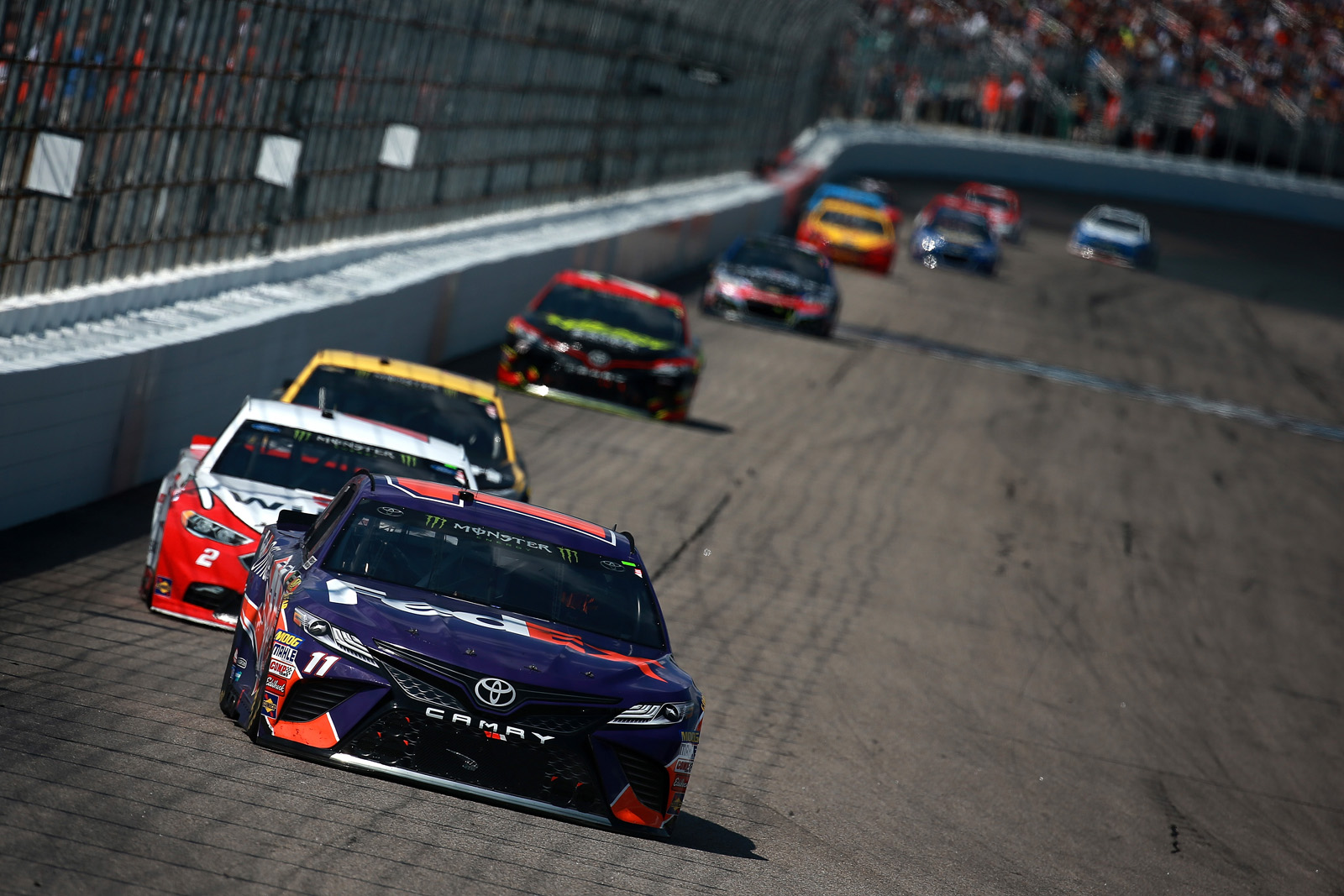 Monster Energy NASCAR Cup Series Overton's 301