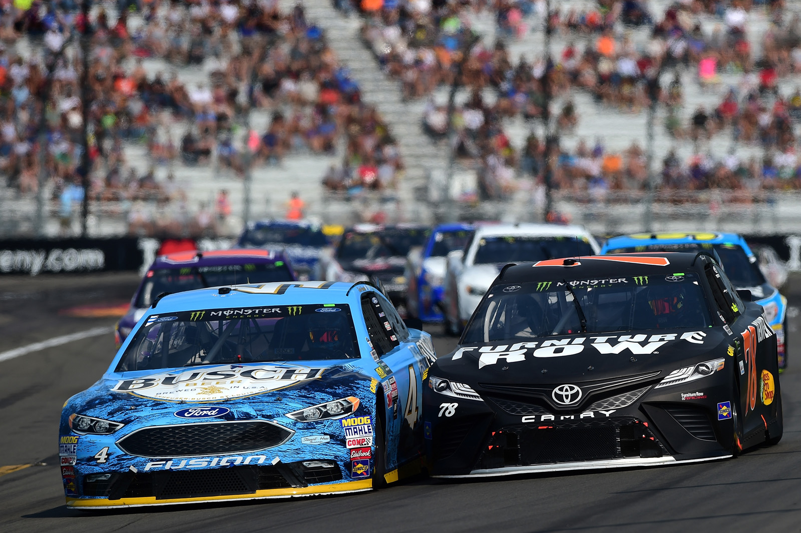 Monster Energy NASCAR Cup Series I Love NY 355 at The Glen