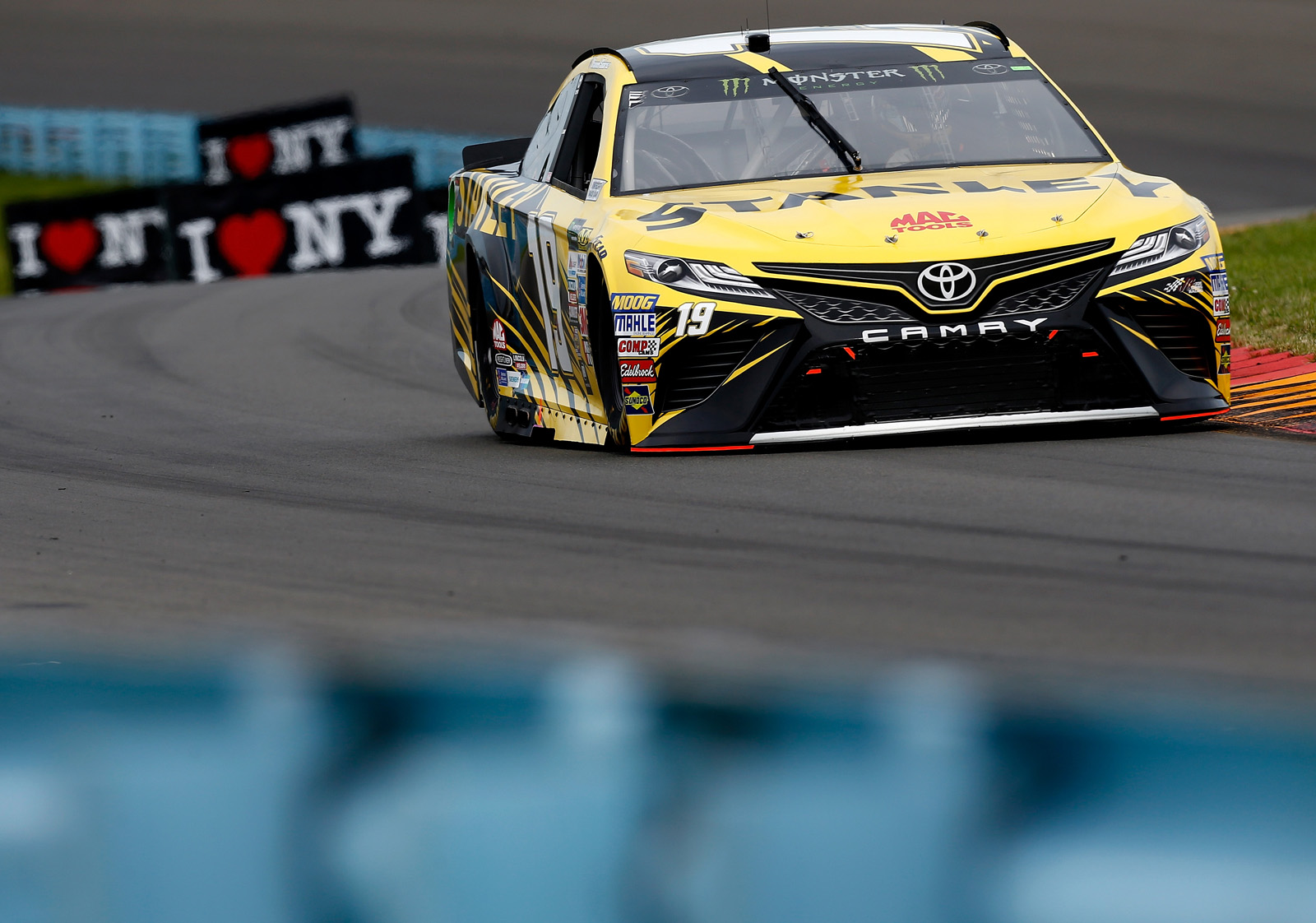Monster Energy NASCAR Cup Series I Love NY 355 at The Glen – Qualifying