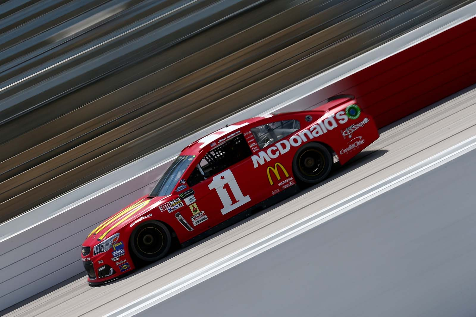 Monster Energy NASCAR Cup Series Bojangles' Southern 500 – Practice