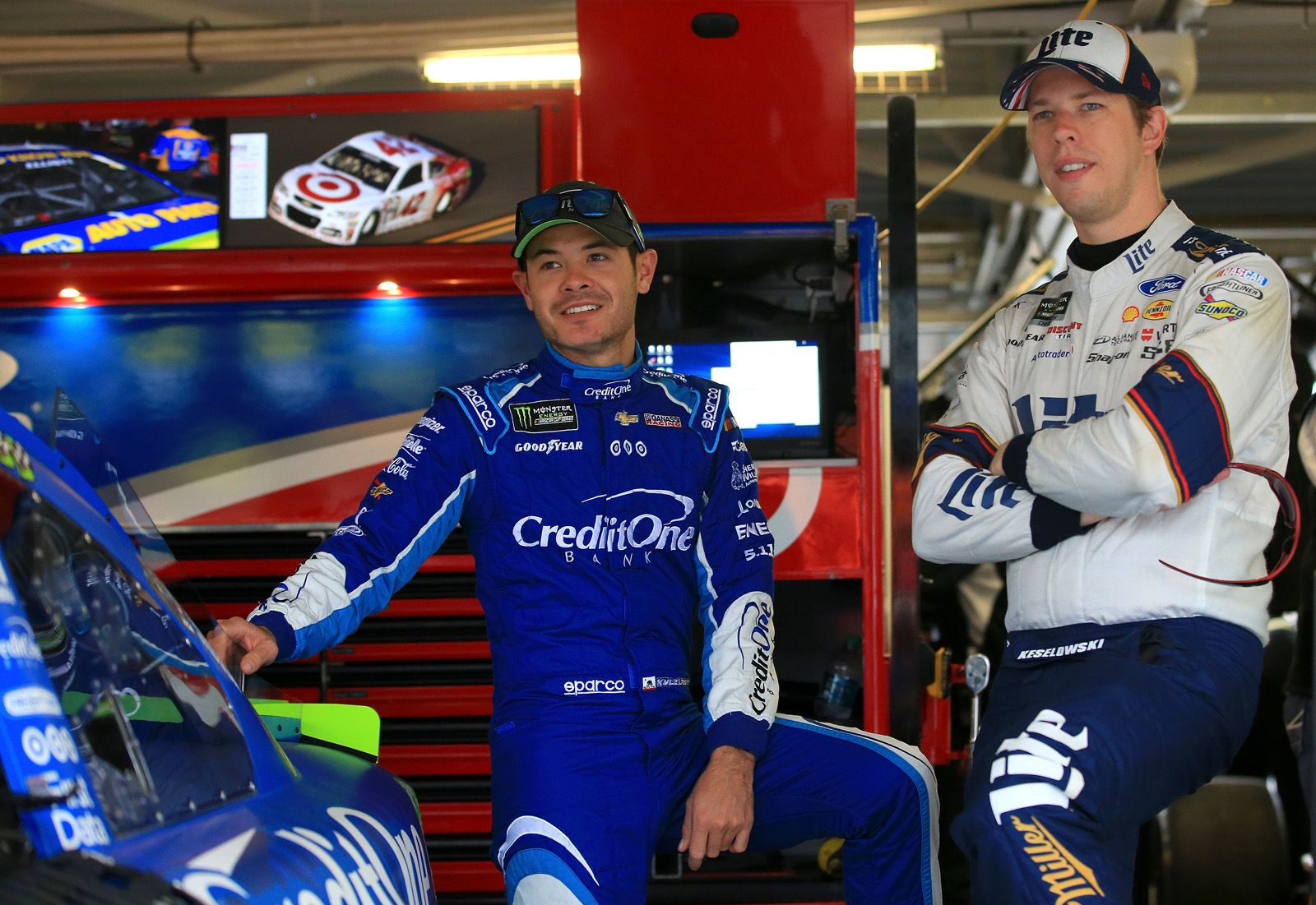 Monster Energy NASCAR Cup Series Hollywood Casino 400 – Practice
