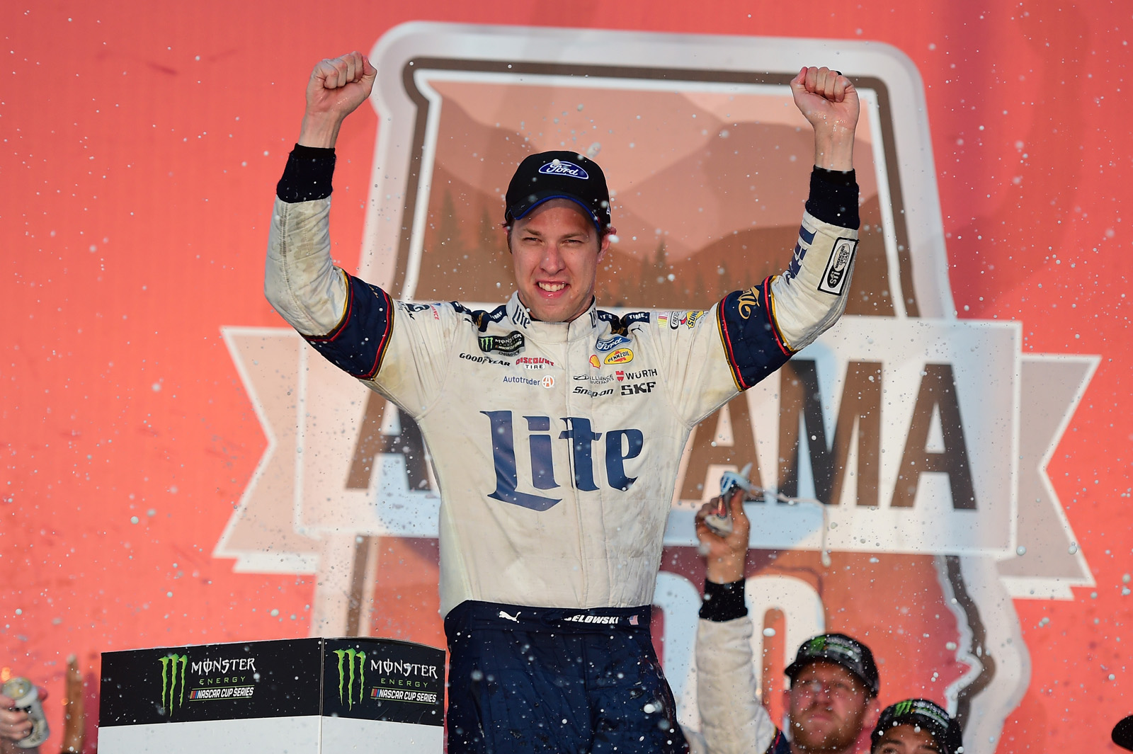 Monster Energy NASCAR Cup Series Alabama 500
