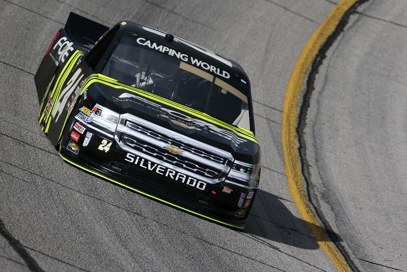 NASCAR Camping World Truck Series Active Pest Control 200 benefiting Children's Healthcare of Atlanta – Practice