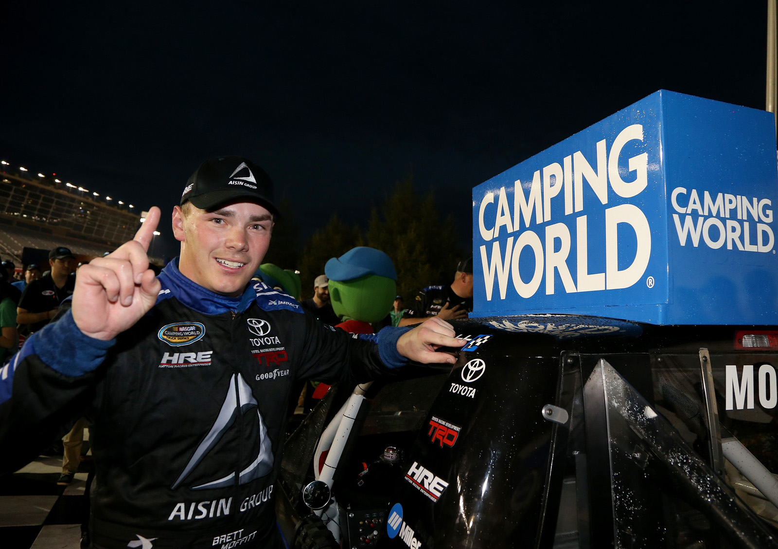 NASCAR Camping World Truck Series Active Pest Control 200 benefiting Children's Healthcare of Atlanta