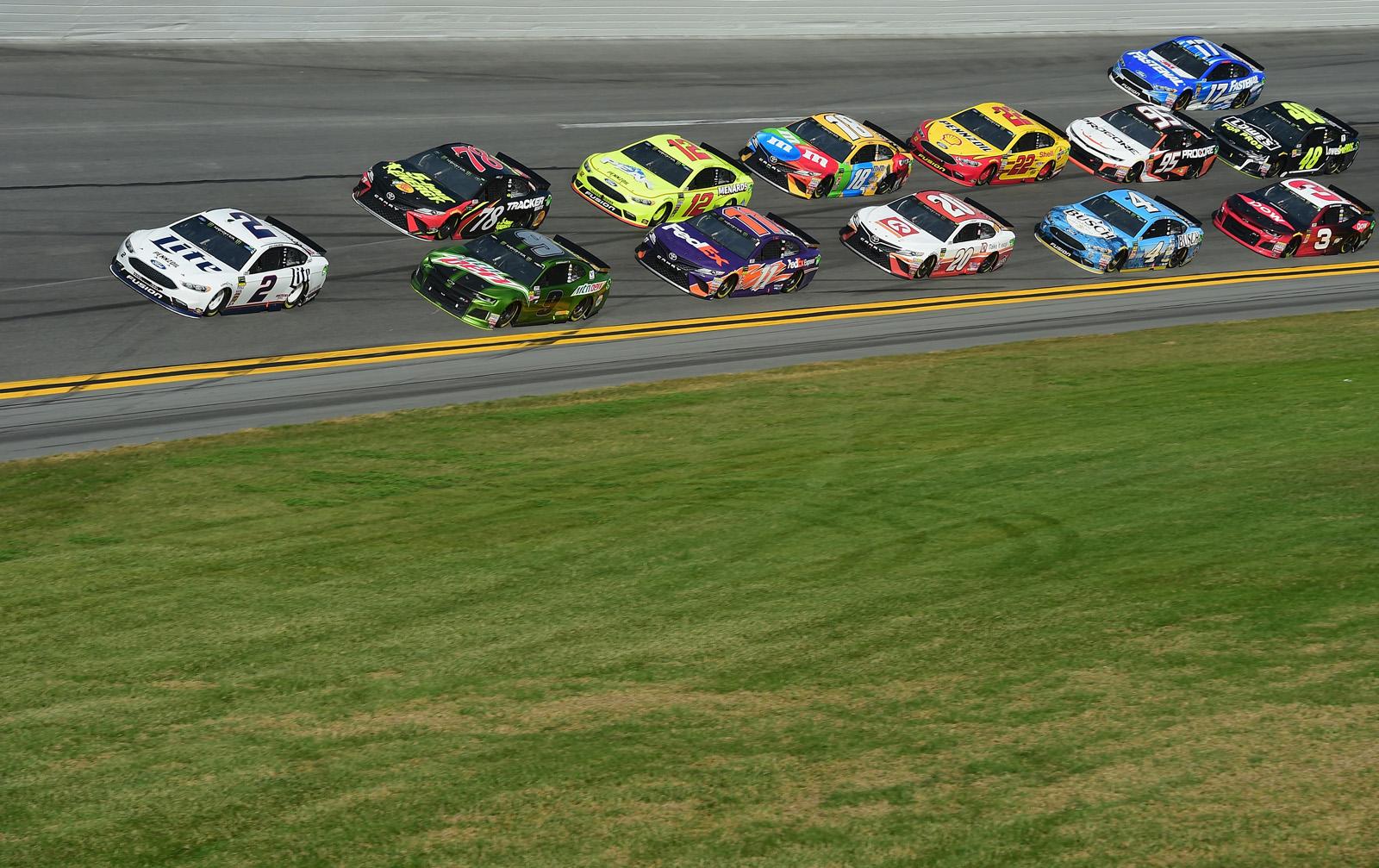 Monster Energy NASCAR Cup Series Advance Auto Parts Clash