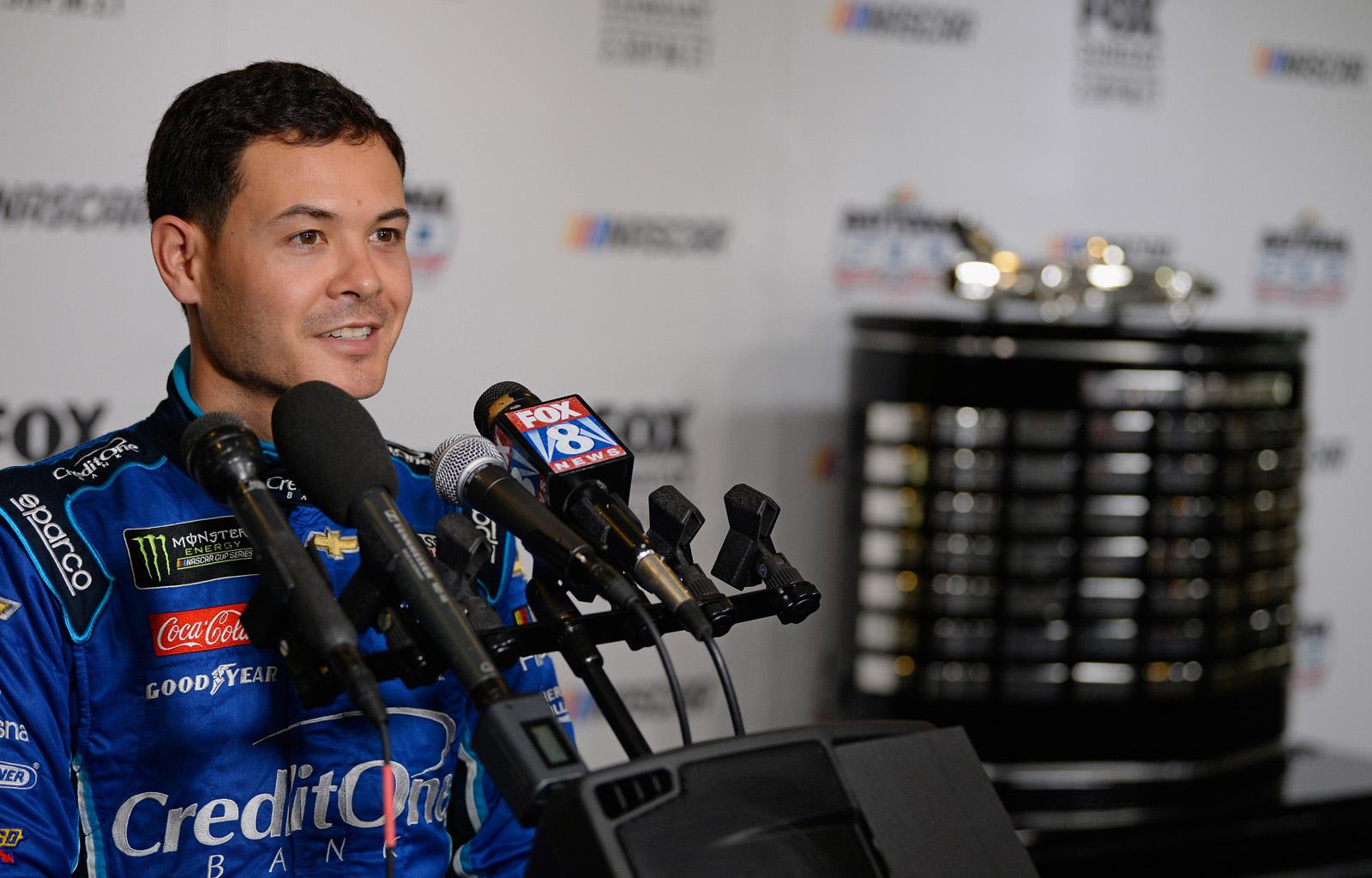 Daytona International Speedway – Media Day