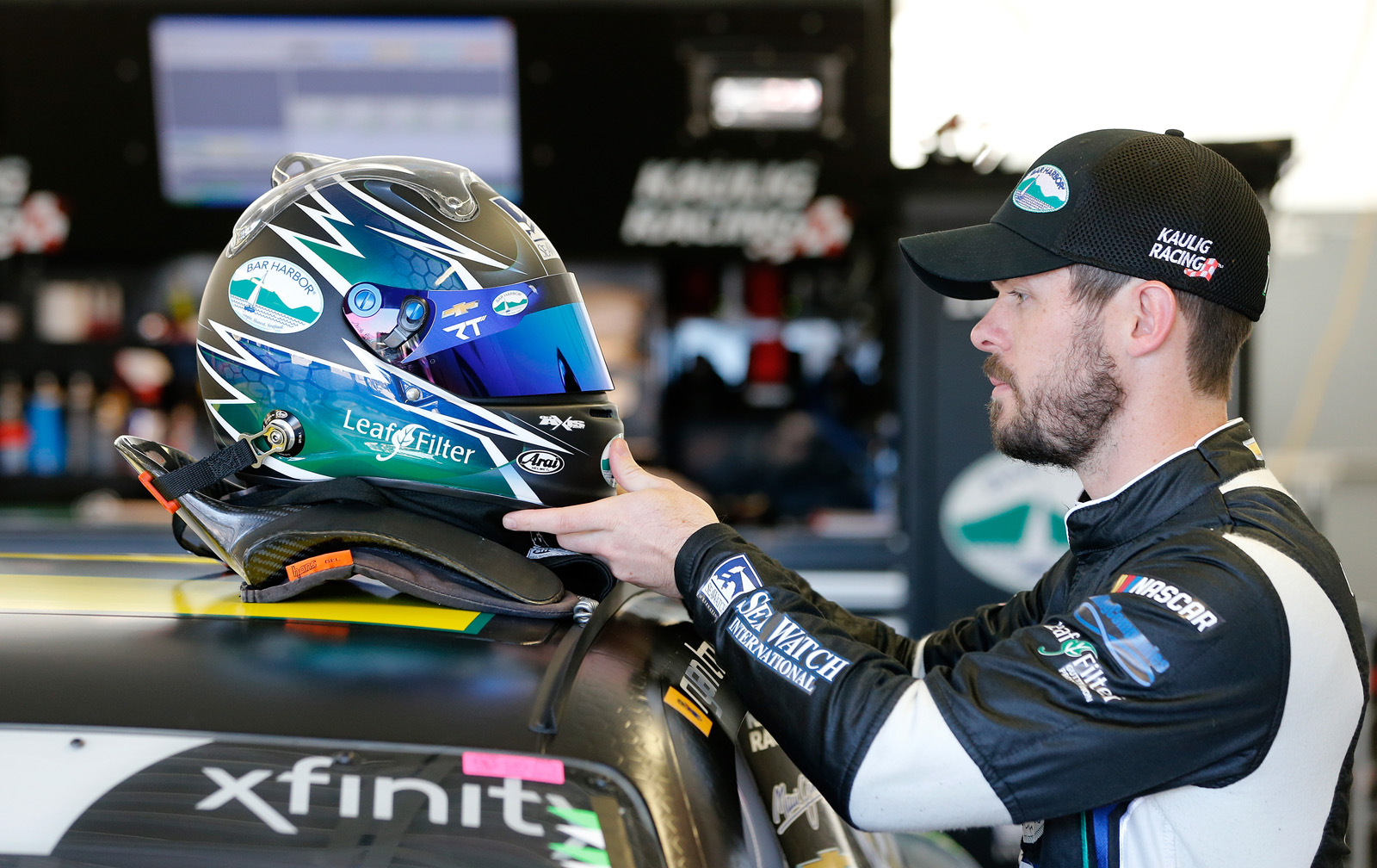 NASCAR Xfinity Series Boyd Gaming 300 – Practice