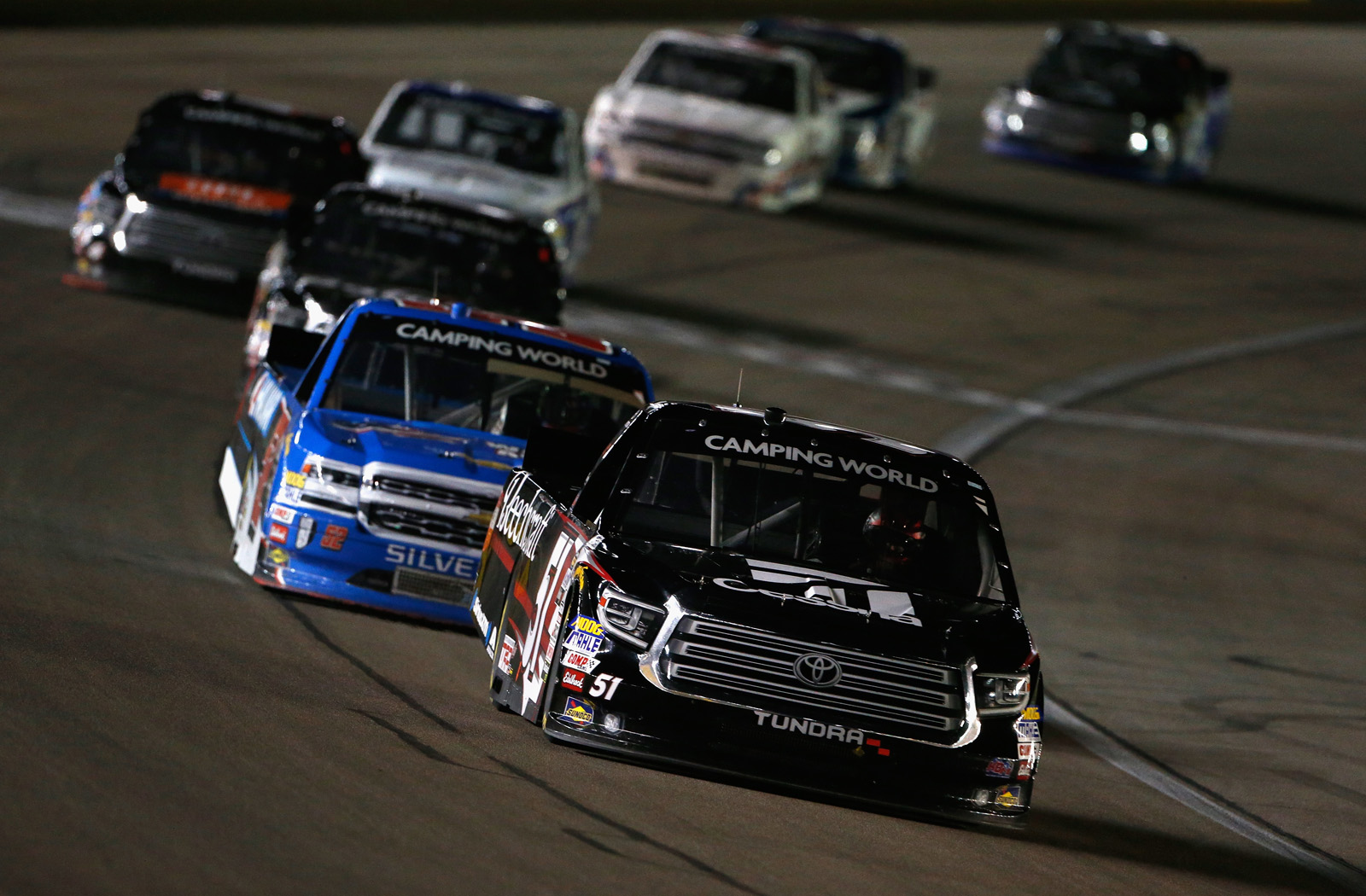 NASCAR Camping World Truck Series Stratosphere 200