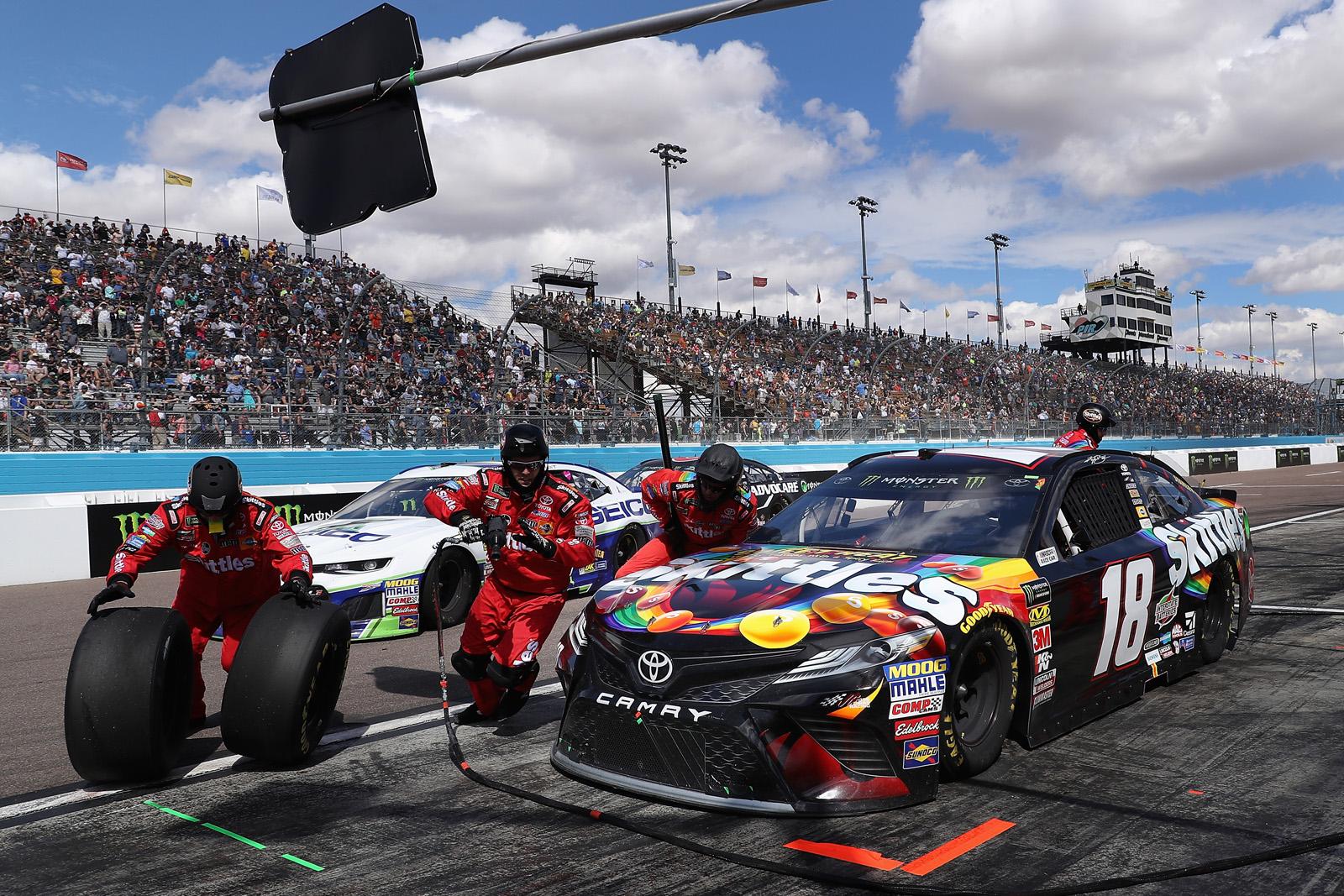 Monster Energy NASCAR Cup Series TicketGuardian 500