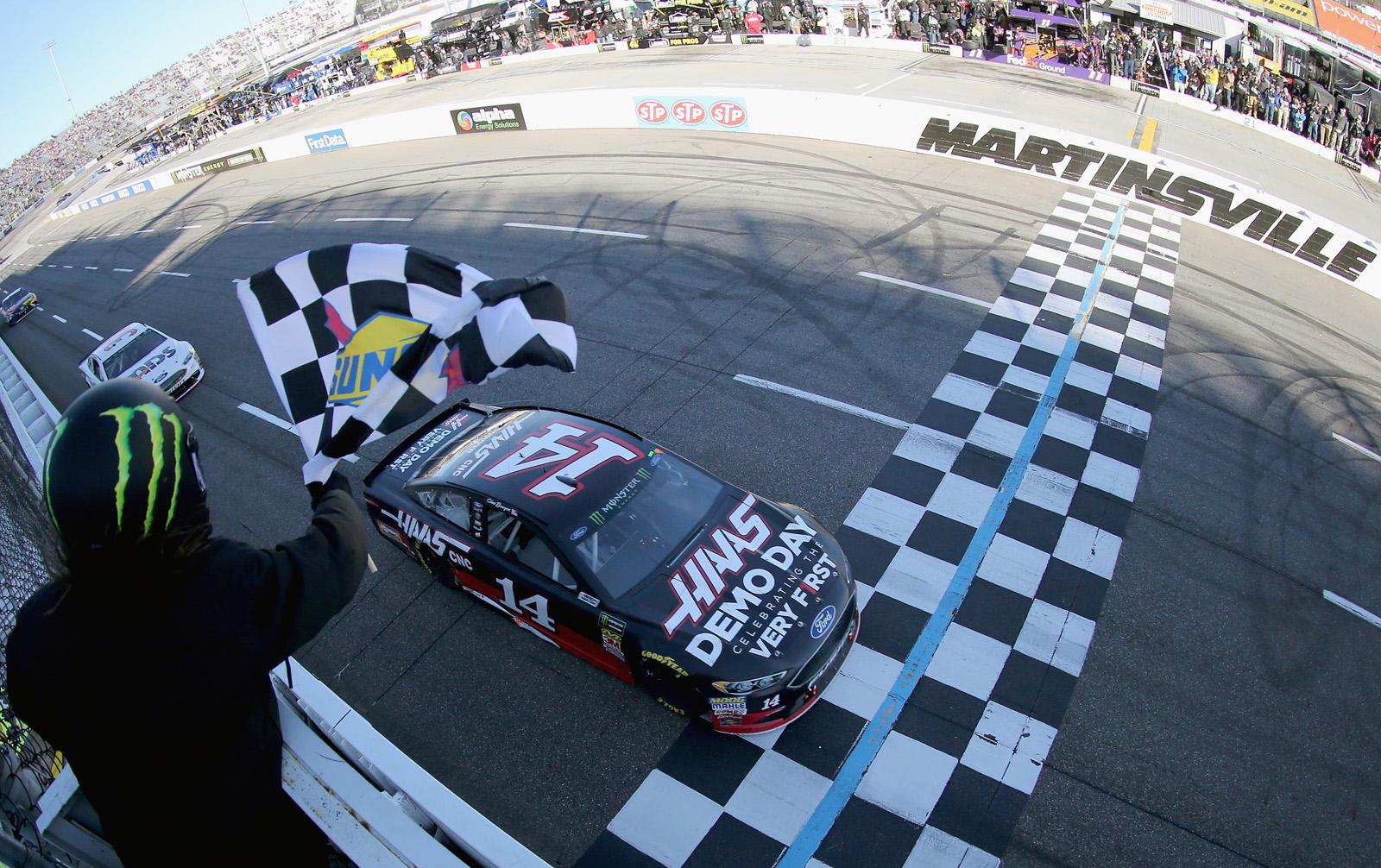 Monster Energy NASCAR Cup Series STP 500