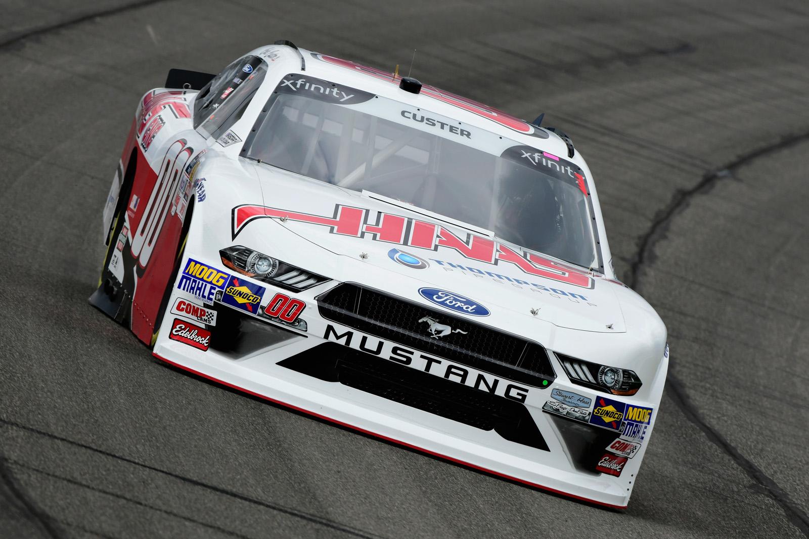 NASCAR Xfinity Series Roseanne 300 – Practice