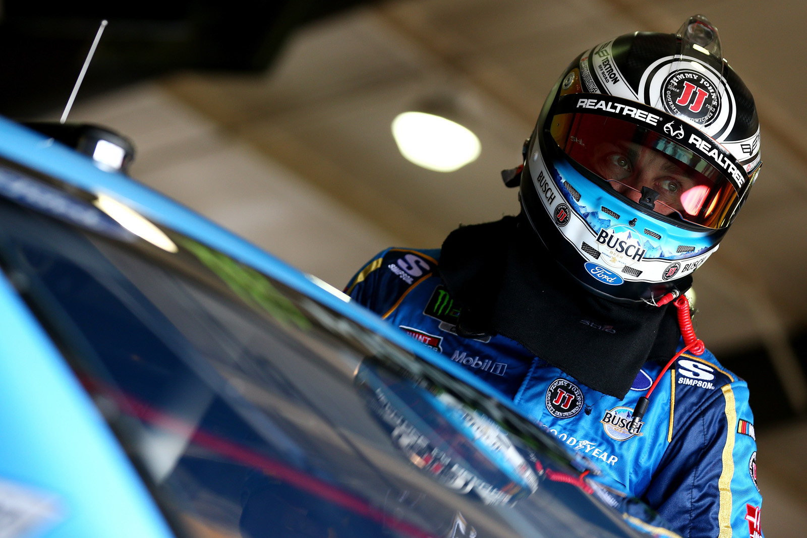 Monster Energy NASCAR Cup Series Auto Club 400 – Practice