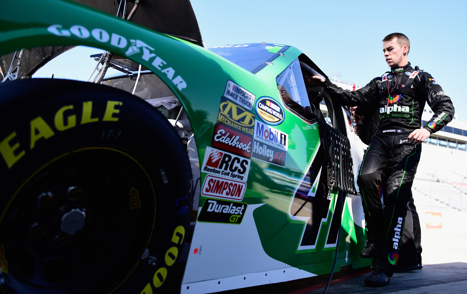 NASCAR Camping World Truck Series Alpha Energy Solutions 250 – Practice