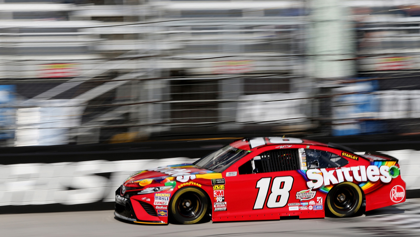 Monster Energy NASCAR Cup Series Food City 500 – Qualifying