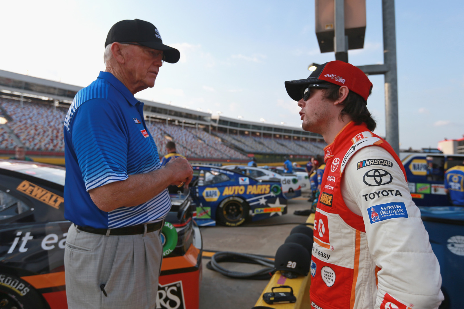 Monster Energy NASCAR Cup Series Coca-Cola 600 – Qualifying
