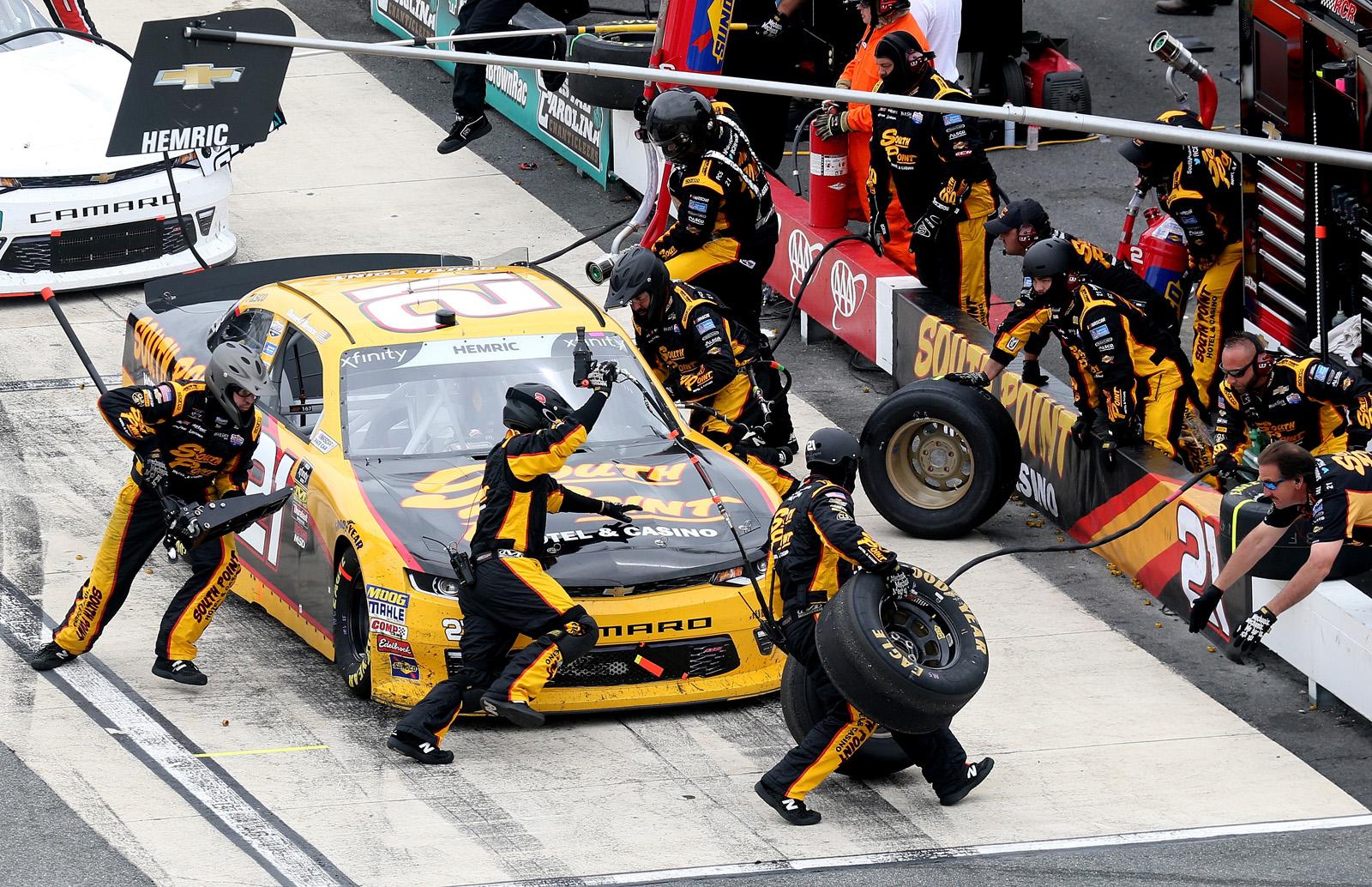 NASCAR Xfinity Series OneMain Financial 200