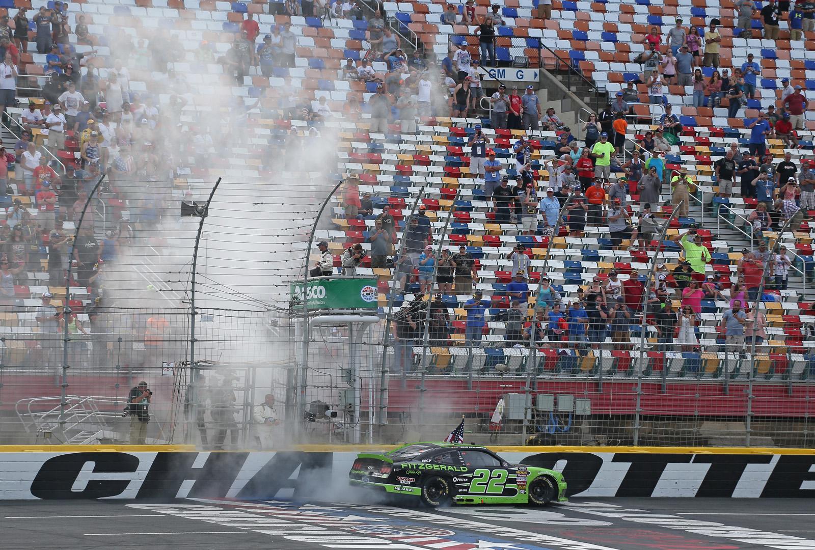 NASCAR Xfinity Series ALSCO 300
