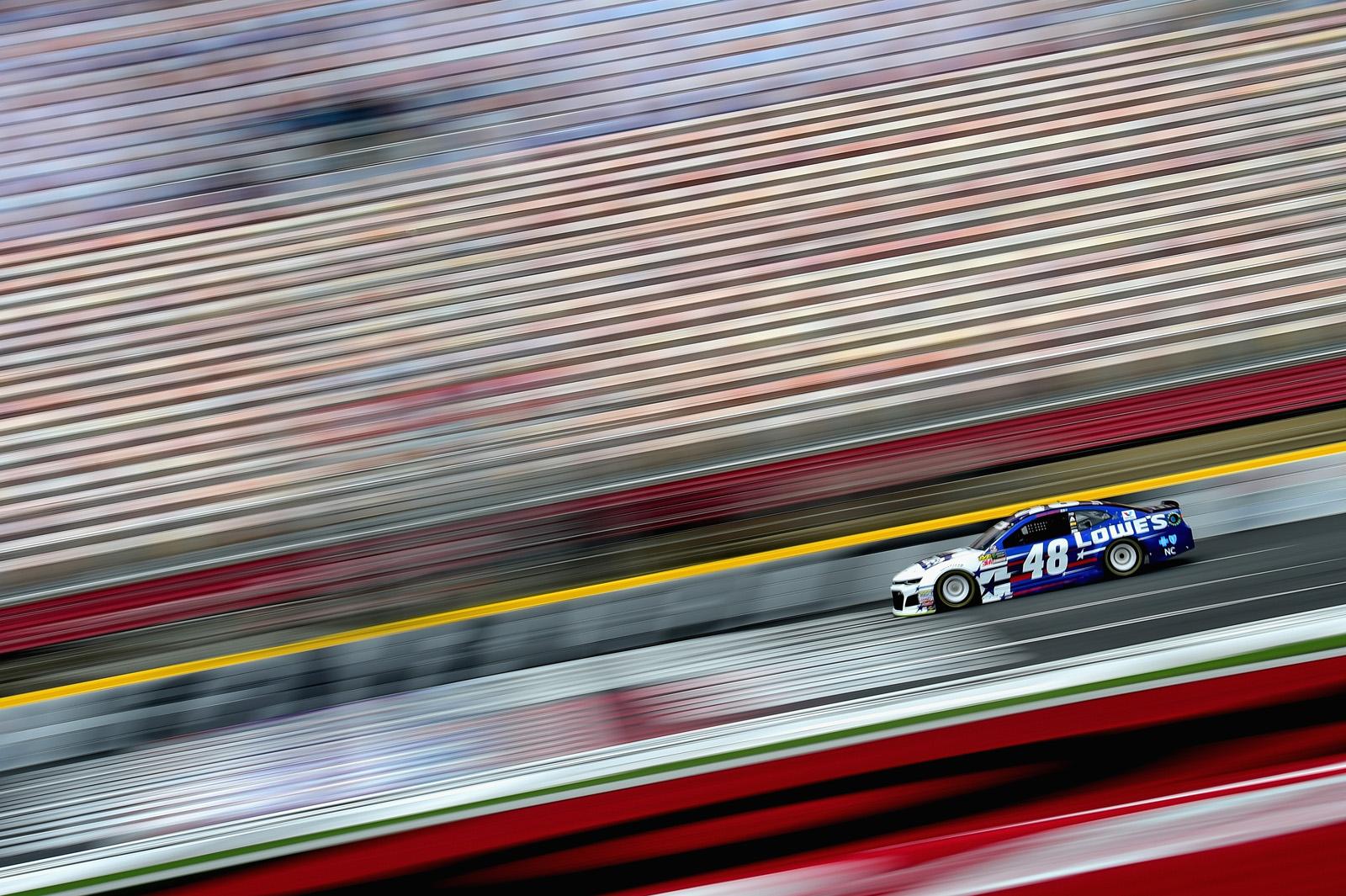 Monster Energy NASCAR Cup Series Coca-Cola 600 – Practice