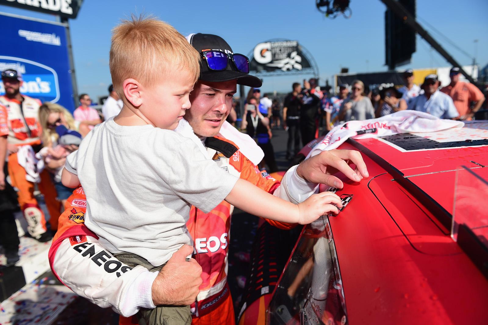 NASCAR Xfinity Series Overton's 300
