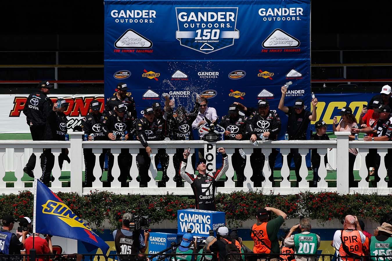 NASCAR Camping World Truck Series Gander Outdoors 150