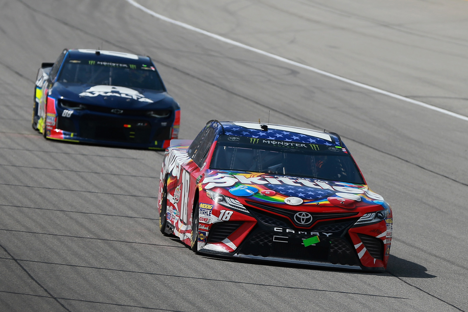 Monster Energy NASCAR Cup Series Overton's 400
