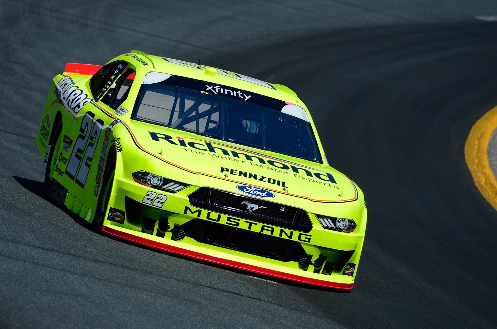 NASCAR Xfinity Series Lakes Region 200 – Practice