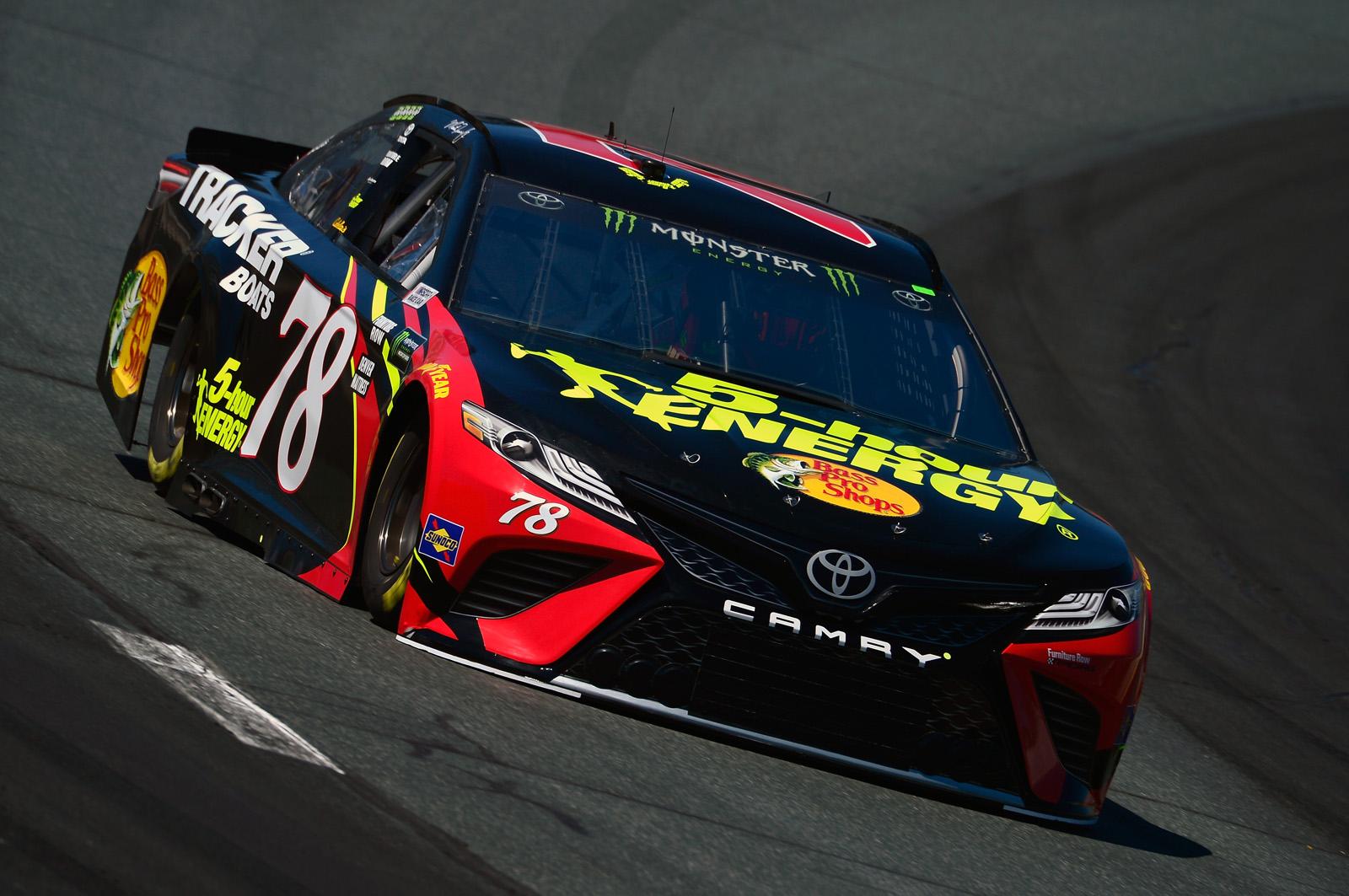 Monster Energy NASCAR Cup Series Foxwoods Resort Casino 301 – Practice