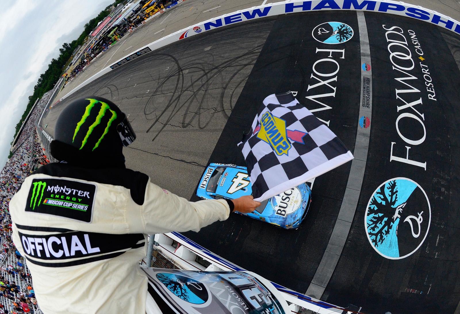 Monster Energy NASCAR Cup Series Foxwoods Resort Casino 301