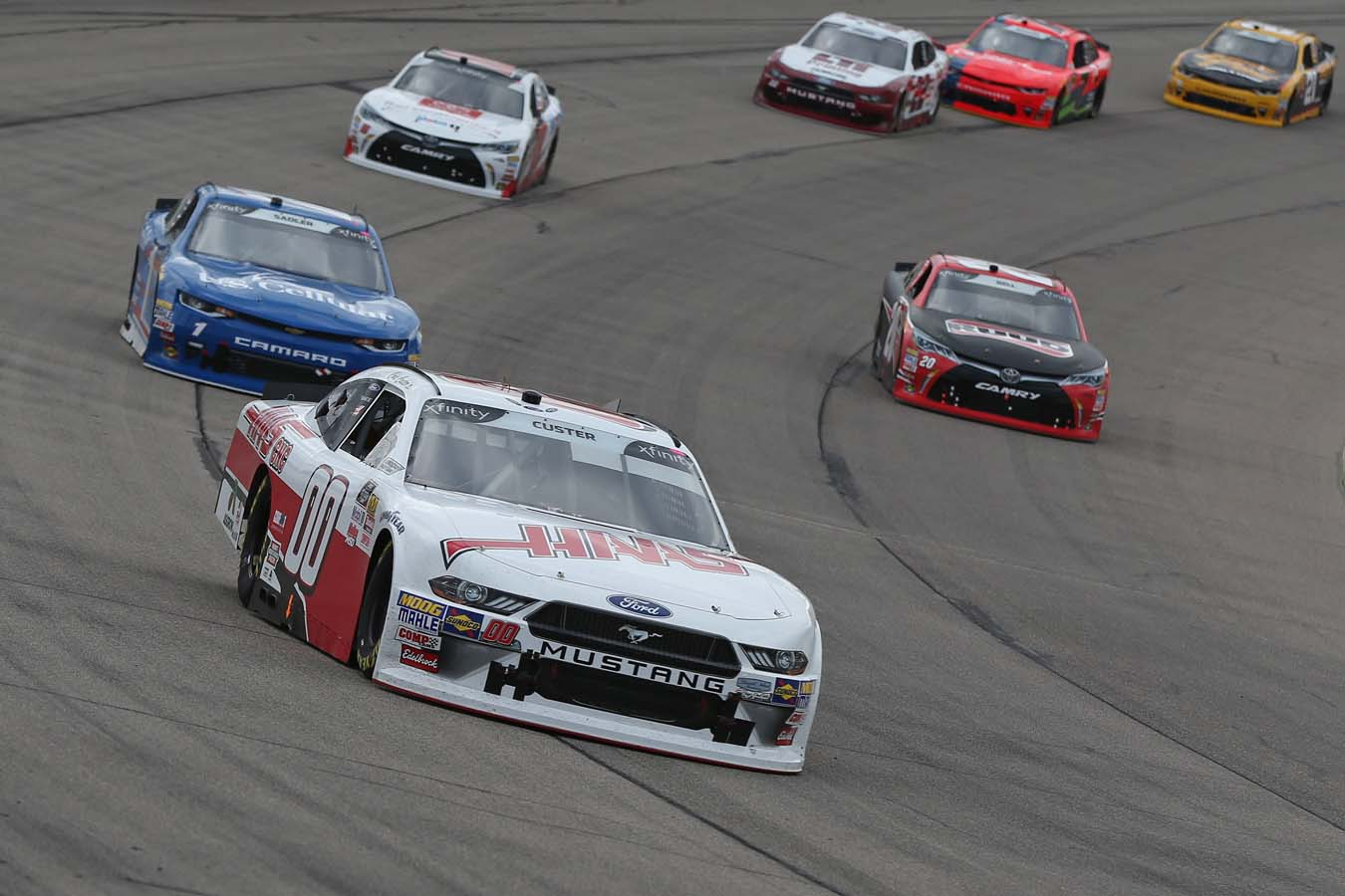NASCAR Xfinity Series U.S. Cellular 250 presented by The Rasmussen Group