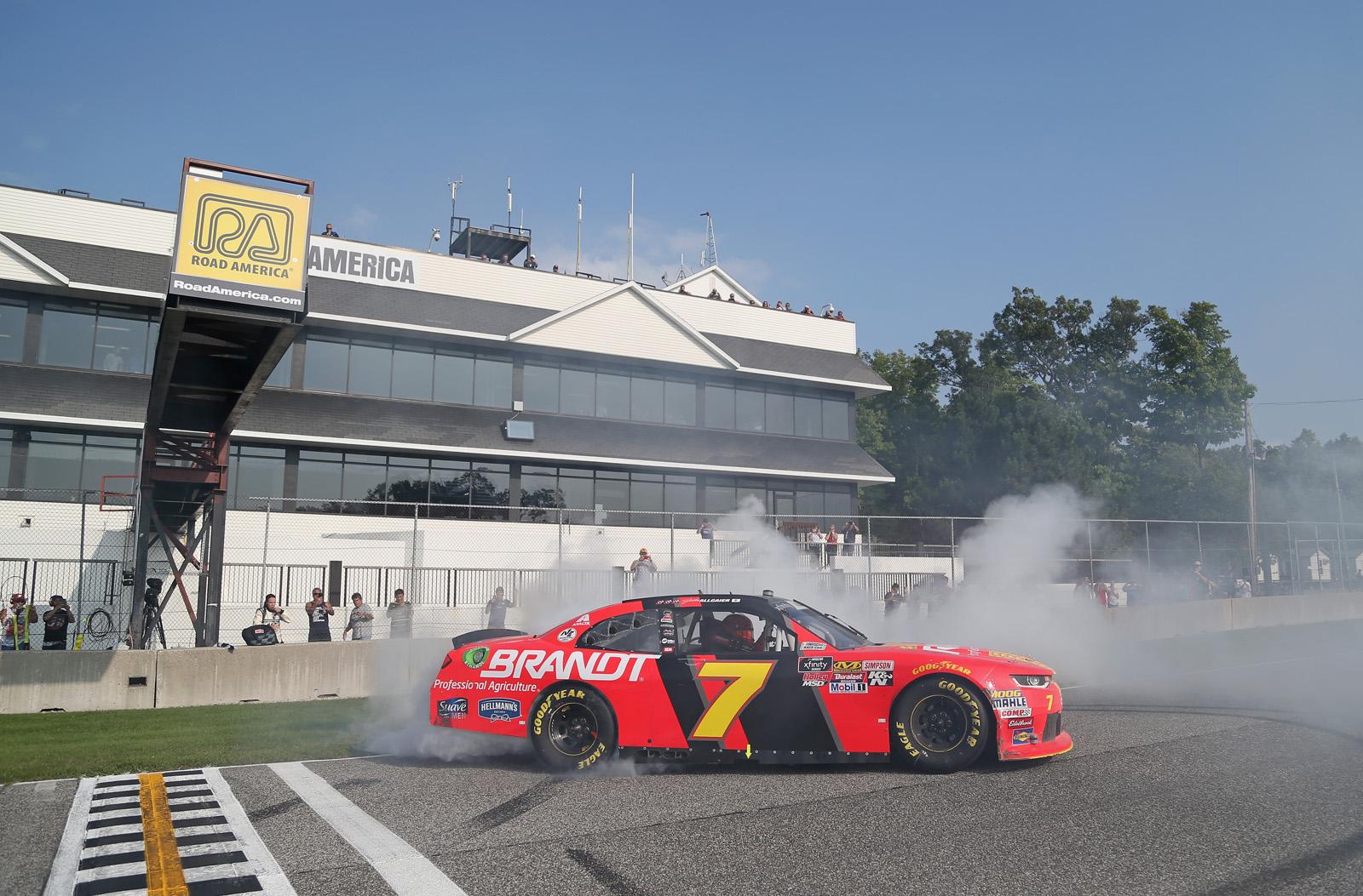 NASCAR Xfinity Series Johnsonville 180