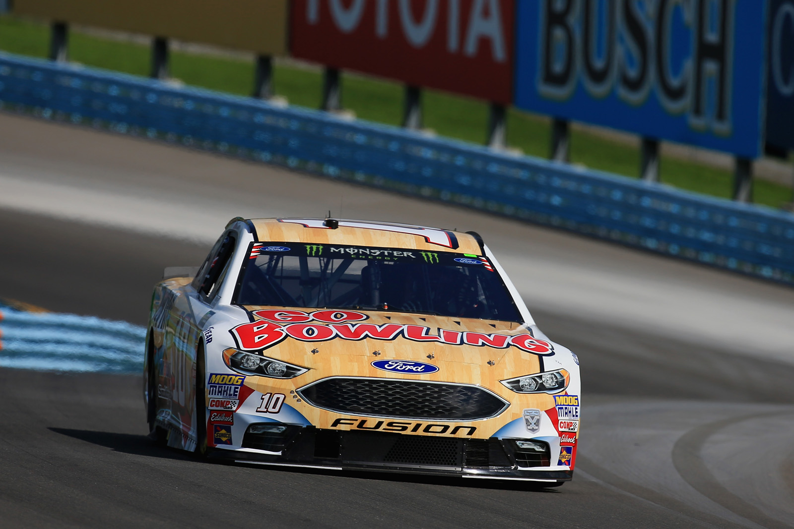 Monster Energy NASCAR Cup Series GoBowling at The Glen – Practice
