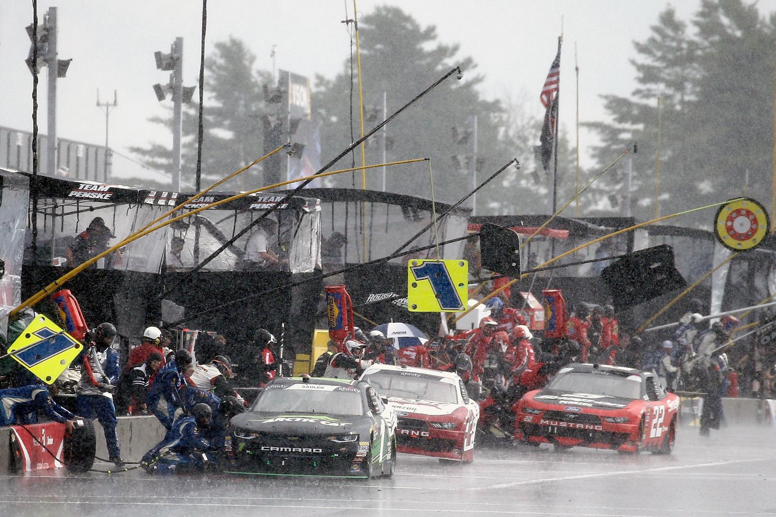 NASCAR Xfinity Series Zippo 200