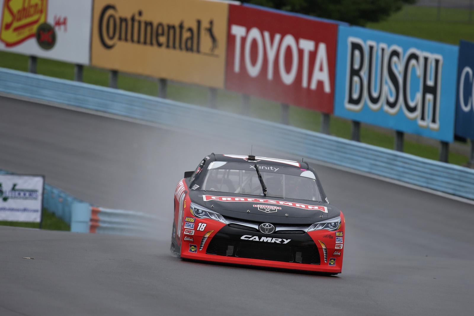 NASCAR Xfinity Series Zippo 200 at The Glen – Practice