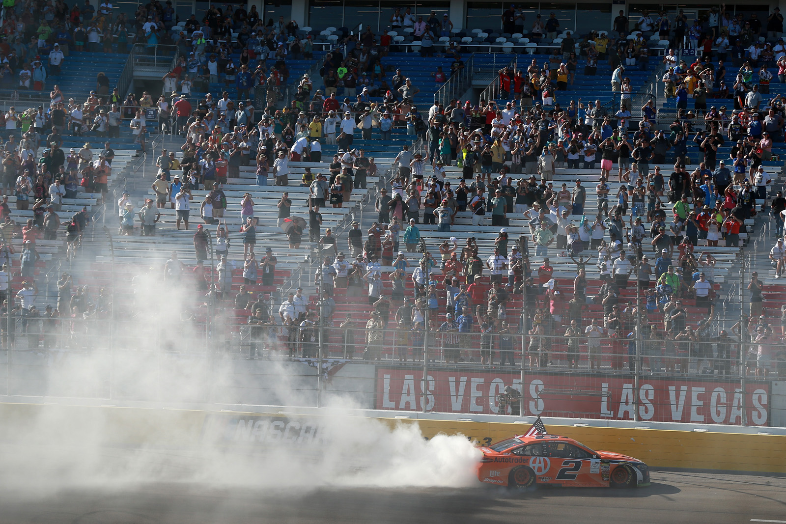 Monster Energy NASCAR Cup Series SouthPoint 400