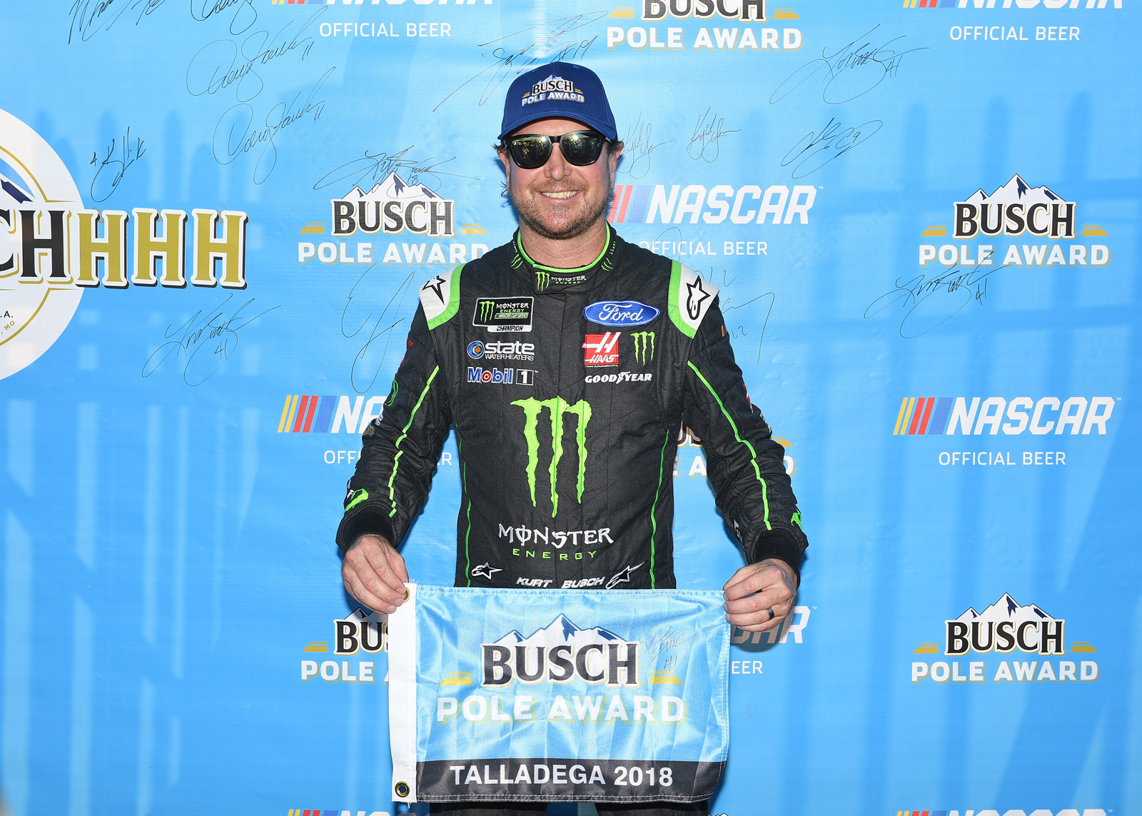 Monster Energy NASCAR Cup Series 1000Bulbs.com 500 – Qualifying
