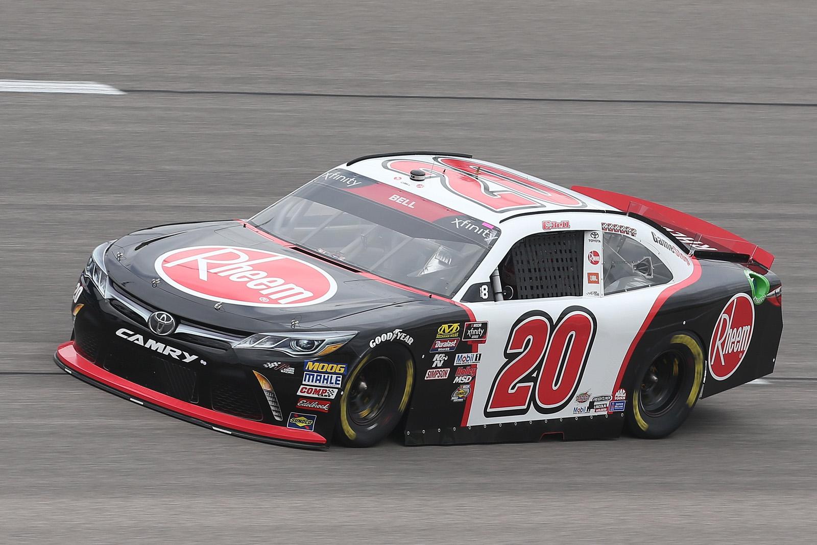 NASCAR Xfinity Series Kansas Lottery 300 – Practice