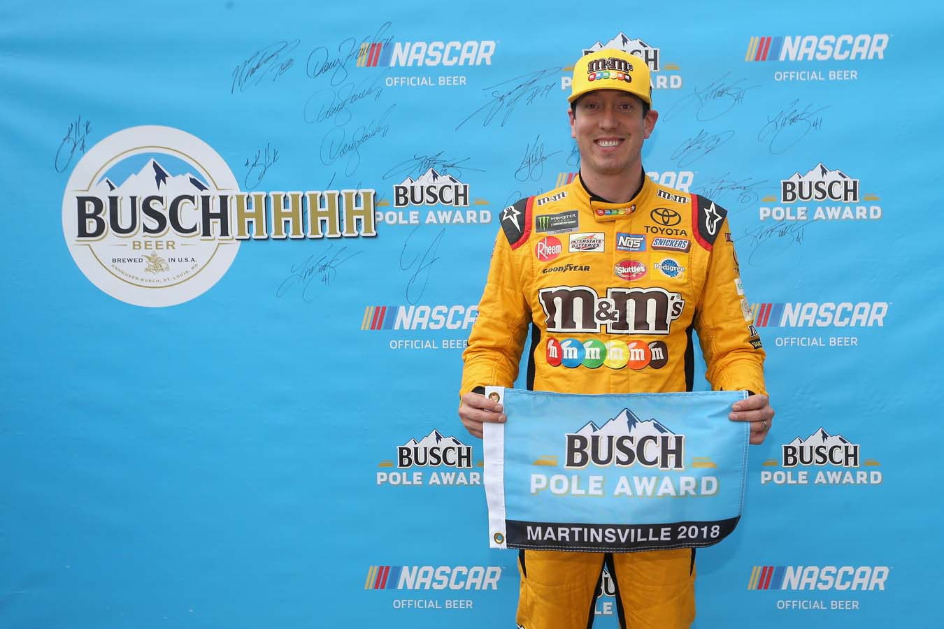 Monster Energy NASCAR Cup Series First Data 500 – Qualifying