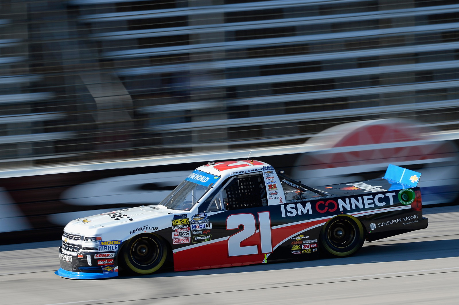 NASCAR Camping World Truck Series JAG Metals 350 – Qualifying