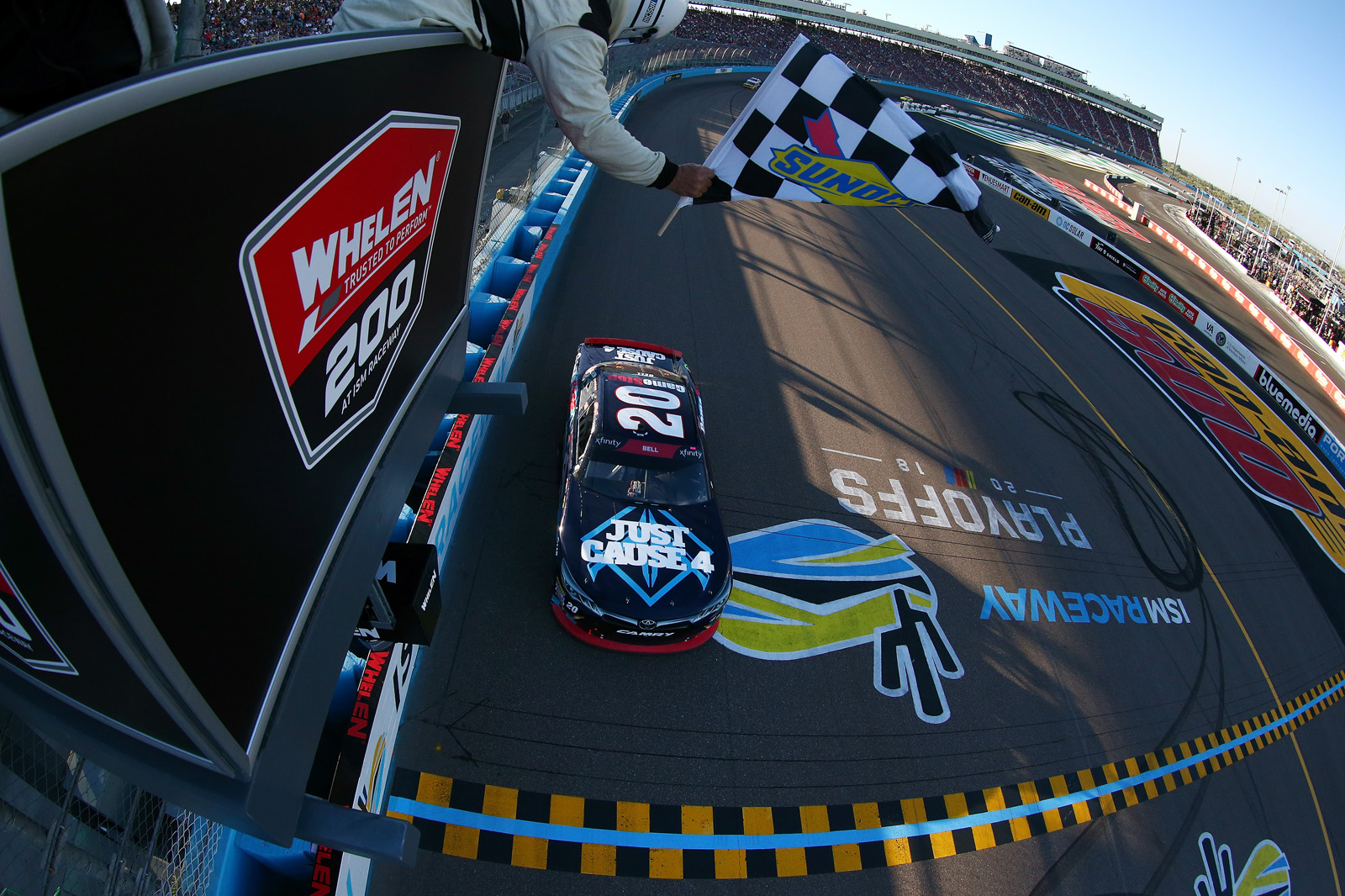 NASCAR Xfinity Series Whelen Trusted To Perform 200