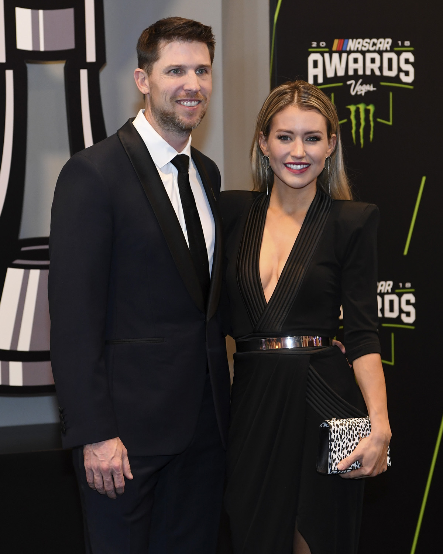 NASCAR Awards Red Carpet